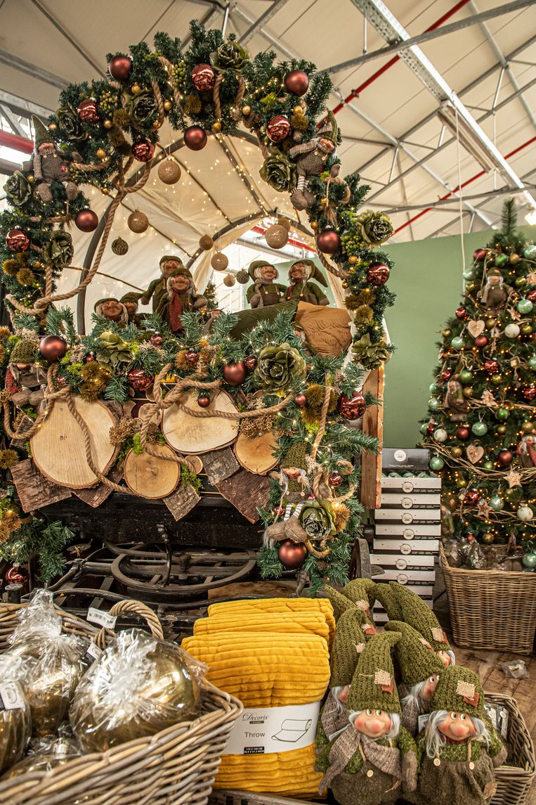 Krijgen jullie ook al zin om de kerstboom boven te halen?