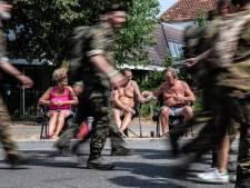 Militair valt door de mand: te weinig bepakking