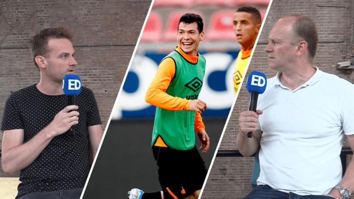 Clubwatchers Chris Ottens en Rik Elfrink bespreken de week van PSV.