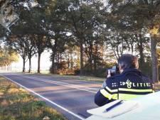 Politie met lasergun op pad in Uden en Zeeland