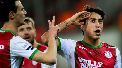 Govea helpt Zulte Waregem met twee knappe goals aan simpele zege tegen STVV