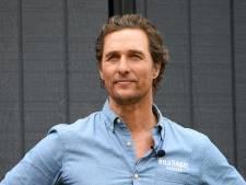 Matthew McConaughey afgewezen voor rol van Hulk