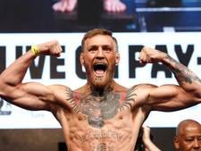 'McGregor voor de derde keer tegen Nate Diaz'