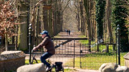 Lenteweer blijft nog even duren: het blijft zonnig en warm (met wel af en toe een stevige wind) tot vrijdag