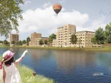 Oosterhout bouwt 106 sociale huurappartementen langs Wilhelminakanaal in Slotjes-Midden