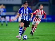 Cadeautje TOP wordt gretig uitgepakt door Peijnenburg's FC Eindhoven