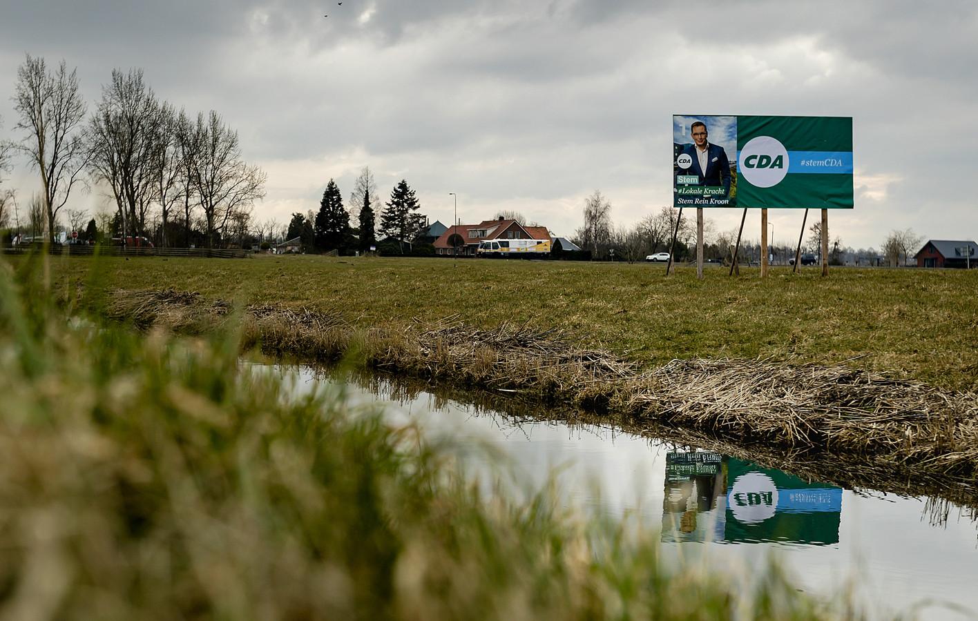 Het CDA kan zich niet langer te veel profileren als de plattelandspartij, gezien het feit dat veel kiezers in de steden wonen.