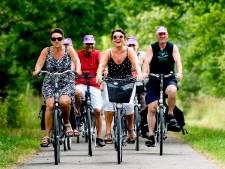Flevoland gaat wandel- en fietsroutes bundelen