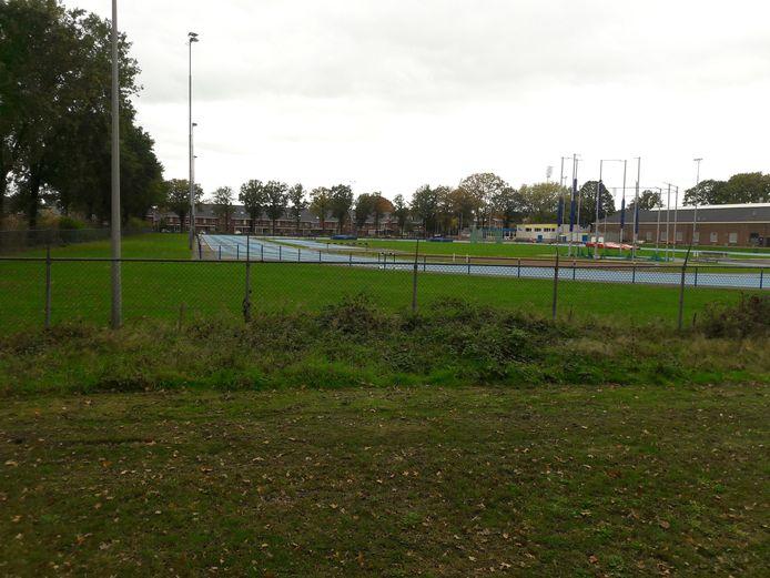 De locatie van Attila wordt straks een centraal park in Stappegoor.