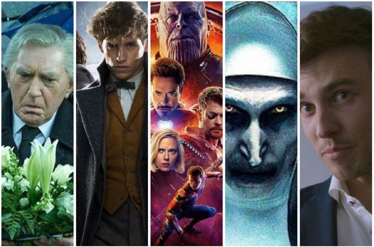 Dit waren volgens jullie de beste films en series uit 2018.