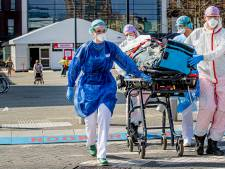 Aantal IC-patiënten iets gestegen, 148 sterfgevallen erbij maar steeds minder mensen in het ziekenhuis