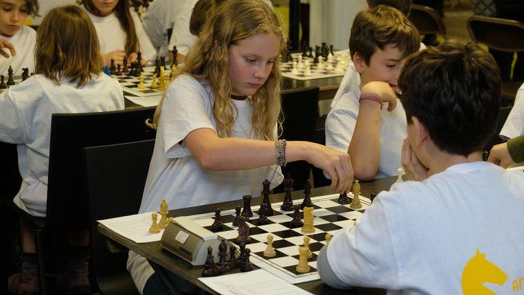Deelnemers kiezen uit doe-sporten met initiaties in bijvoorbeeld schaken.