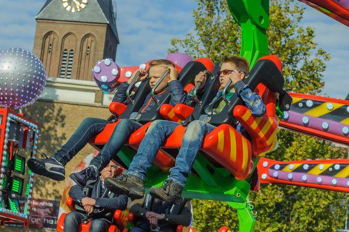 De Lambertuskermis, een van de grootste van oost-Nederland, staat gepland van woensdag 16 tot en met zondag 20 september.
