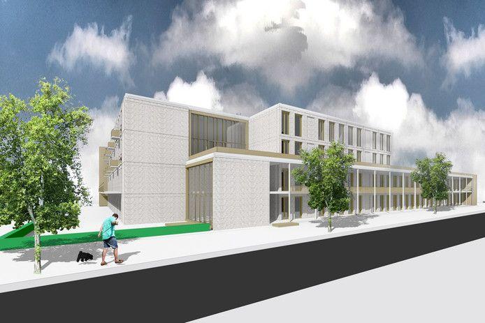 Het nieuwe Eindhovense Labrehuis