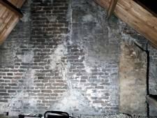 Middeleeuwse muur Wageningen niet in geheel behouden