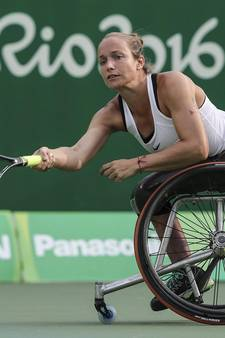Meervoudig paralympisch kampioen Griffioen zet punt achter carrière