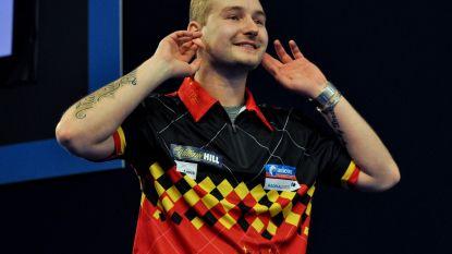 Van den Bergh en Huybrechts zitten bij laatste 32 op UK Open darts