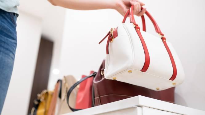 Zo blijft je lievelingshandtas altijd mooi