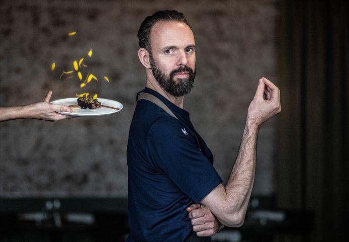 Op de lijst van kanshebbers: Emile van der Staak chef-kok van restaurant De Nieuwe Winkel.