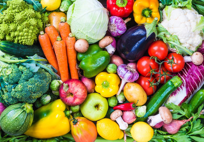 We zouden meer groente moeten eten en minder vlees, adviseerde het Planbureau voor de Leefomgeving deze week. Beeld Shutterstock