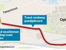 ProRail akkoord met spoorwegovergang Randweg Opheusden
