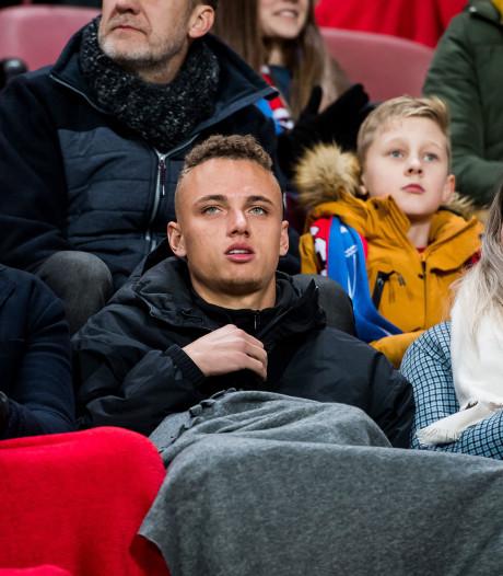 FC Twente overtuigt niet, maar de trainer kan leven met resultaat