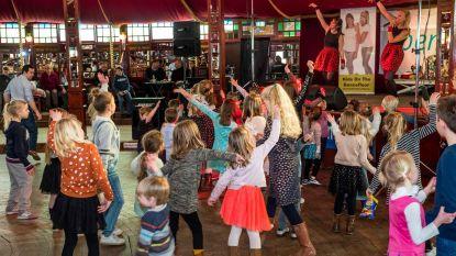 Ook kinderen dansen op 'Bal van de burgemeester'