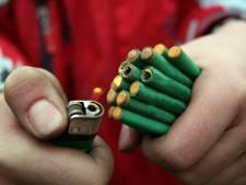 Lichte straffen voor verkoop en bezit zwaar vuurwerk