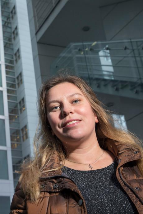 Hanne Drost (SP) stopt als fractievoorzitter in Den Haag
