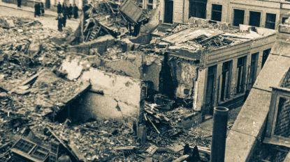 District herdenkt slachtoffers van V-bommen met erfgoedwandeling 'Bommen op Berchem 1940-1945'