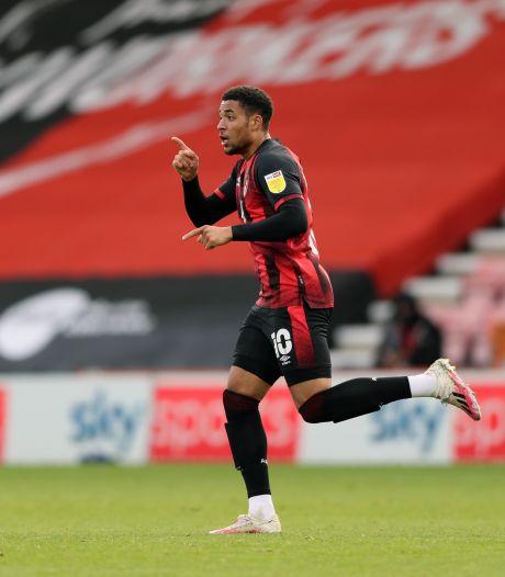Oud-NEC'er Arnaut Danjuma staat altijd weer op, ook bij AFC Bournemouth: 'Alles in mijn leven is een uitdaging'