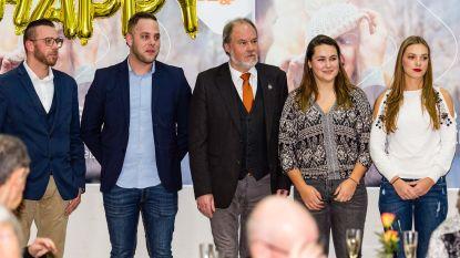 Luc De Vos blijft voorzitter CD&V Zelzate