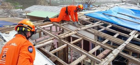 Nederlands reddingsteam keert terug van Sint-Maarten na 'intensieve' inzet
