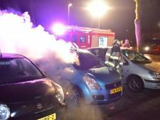 Twee verdachten opgepakt voor autobranden in Hoograven