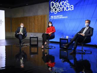 World Economic Forum deze week virtueel en later dit jaar in Singapore