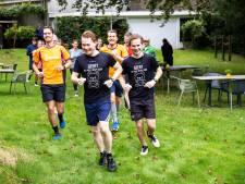 Marathon in Vessem als eerbetoon aan vorig jaar overleden Geert