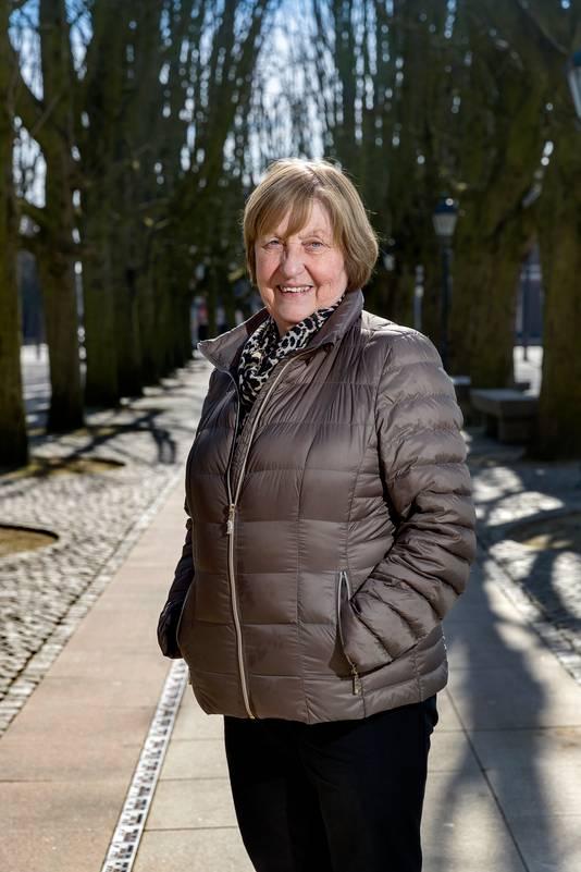Yvonne Moerman, voorzitter van de Kring Vrienden in Den Bosch.