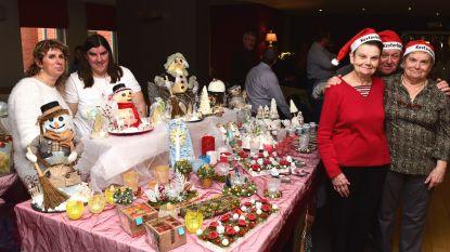 Eerste kerstmarkt in Kesterberg