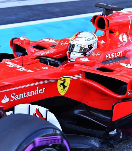 Santander keert Ferrari de rug toe en stapt Champions League in