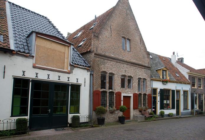 De Kosterstraat in Doesburg.