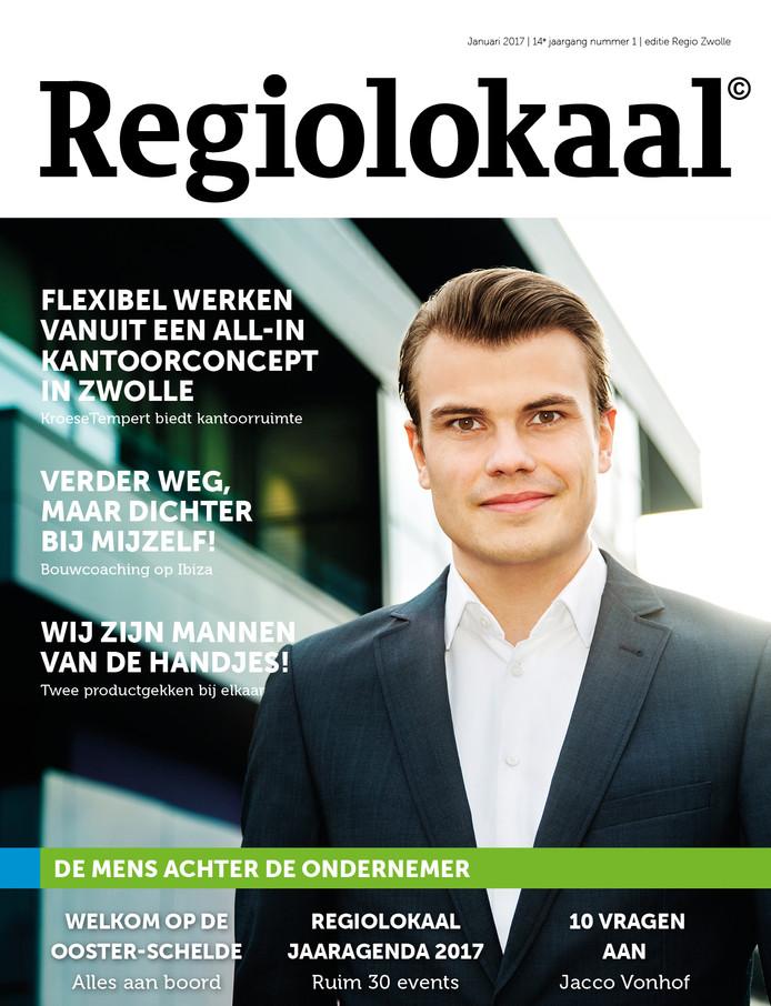 Mogelijk komt er een doorstart van het ondernemersmagazine Regiolokaal.