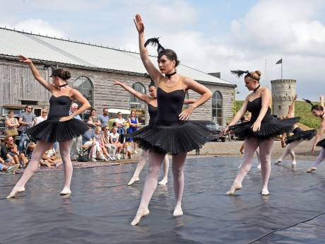 Eerste Walsoorden Summer Fair is schot in de roos