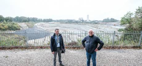 Sibelco kan nog wel zeventig jaar vooruit in steengroeve Winterswijk