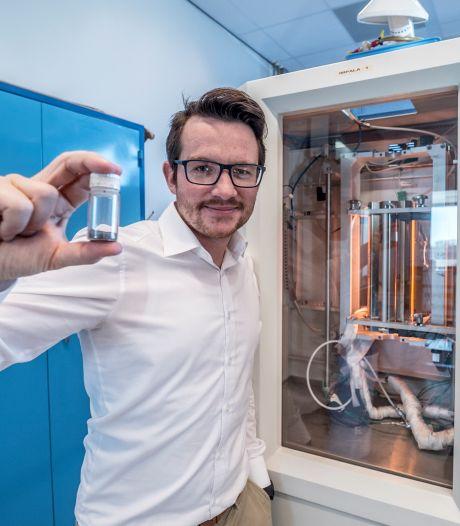 Delftse batterij moet wereld veroveren: 'Binnen handbereik'