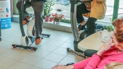 Rusthuis Ceder fietst voor KOTK