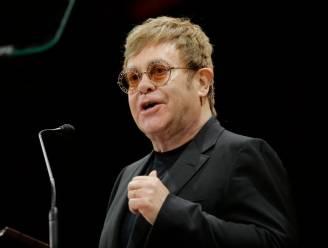 """Elton John steunt The Weeknd in strijd tegen """"oneerlijke"""" Grammy-nominaties"""