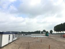 Truckparking Duiven pas in oktober open