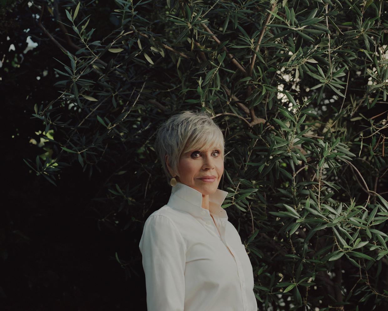 Jane Fonda: 'We hadden geen idee hoe de demonstraties zouden uitdraaien. Je weet wel, filmster op leeftijd die de boel even op stelten komt zetten.'