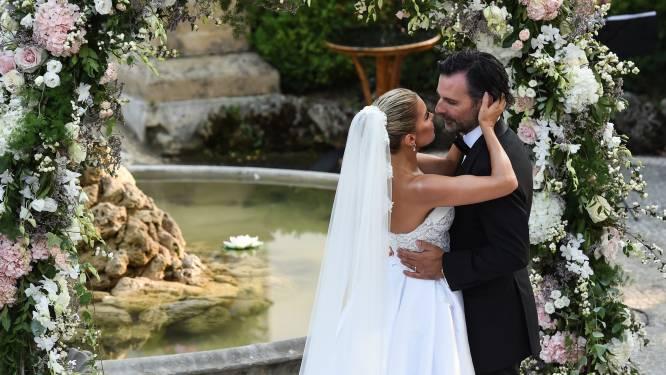 Dit was het huwelijksweekend van Sylvie Meis: peperdure ring en jurken en een feest dat eindigde in het zwembad