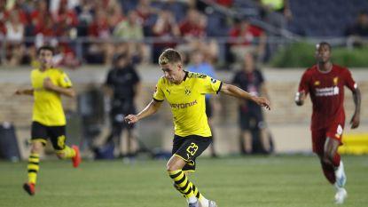 Thorgan Hazard en Witsel boeken met Dortmund prestigieuze zege tegen Liverpool
